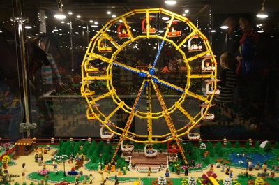 Wystawa LEGO w Poznaniu