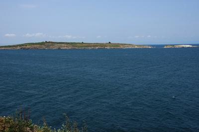 Wyspa Św. Jana k. Sozopolu
