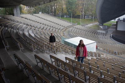 Opole - Amfiteatr